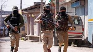 Security forces have been asked not to launch operations in Jammu and Kashmir during the holy month of Ramzan.(Reuters file photo)