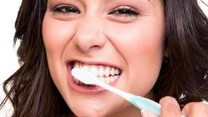 Just brushing your teeth with toothpaste that has triclosan won't help to treat lung infections though, say researchers.(Shutterstock)