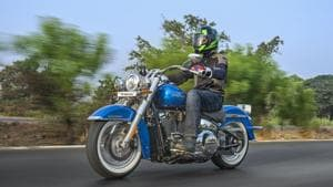 Harley-Davidson Softail Deluxe review: Old-school eye candy with all the modern tech