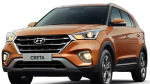 Hyundai Motor India drives in updated SUV Creta at Rs 9.43 lakh