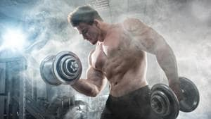 Working out isn't just about lifting weights in the gym, it's about your lifestyle too.(Shutterstock)