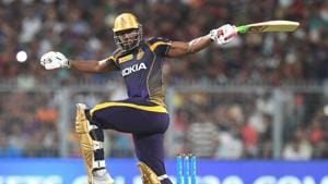 Let's see if Andre Russell can win it for Kolkata Knight Riders against Sunrisers Hyderabad