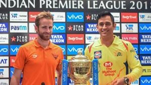 IPL 2018: Title on the line as Chennai Super Kings face Sunrisers Hyder...