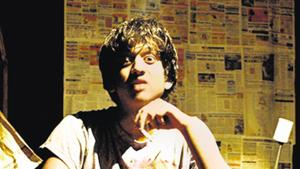 Amey Wagh during a play.(HT PHOTO)