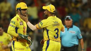 MS Dhoni makes history during Chennai Super Kings vs Sunrisers Hyderabad IPL 2018 final