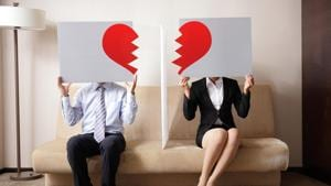 Divorce affecting your quality of life? It may lead to early death.(Shutterstock)