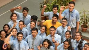 GSEB HSC result 2018 : Ahwa had the highest pass percentage at 77.32 marking up its performance significantly from previous years when students from the tribal district lagged behind in almost all the board exams.(Hindustan Times)
