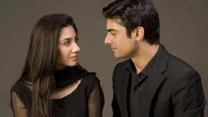 Fawad Khan and Mahira Khan became a hot favourite with their hit TV series, Humsafar.