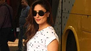Kareena Kapoor Khan has been rocking the most on trend pair of jeans, with the cutest tops, we might add, and looking completely flawless. (Instagram)
