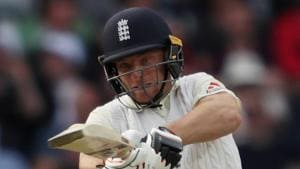 England lead had crossed the 100 run mark vs Pakistan on day 2 of the second Test at Headingley.(Reuters)