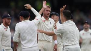 England defeated Pakistan in the second Test match in Headingley on Sunday. Get full cricket score of England vs Pakistan, 2nd Test, Day 3 here.(Action Images via Reuters)