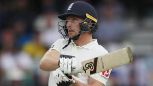 Jos Buttler played a major role in England's victory over Pakistan in the second Test match in Leeds on Sunday.(REUTERS)