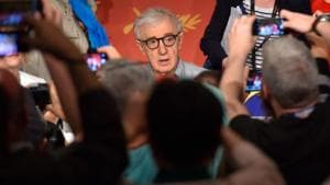 (In this file photo taken on May 11, 2016 US director Woody Allen attends a press conference for the film Cafe Society ahead of the opening of the 69th Cannes Film Festival in Cannes.(AFP)