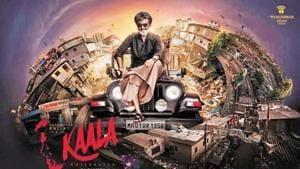 Actor Rajinikanth plays the lead role in Kaala.