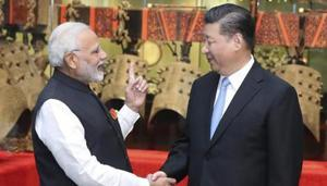 Officials said PM Narendra Modi and Chinese President Xi Jinping are expected to take stock of implementation of decisions taken at their informal summit in Wuhan a month back.(AP/File Photo)
