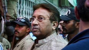The Supreme Court Pervez Musharraf, currently based in Dubai, to appear before it on June 13.(AP/File Photo)