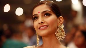 Take a look at some of Sonam Kapoor Ahuja's best looks below. (IANS File Photo)