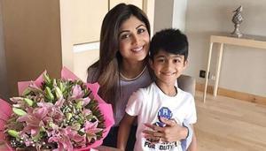 Shilpa Shetty turned 43 on June 8.(Theshilpashetty/Instagram)