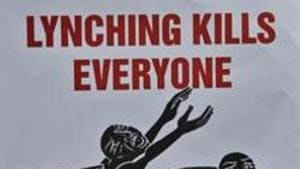 A sound engineer and a businessman were beaten by a mob in Karbi Anglong, Assam on Friday.(AP)