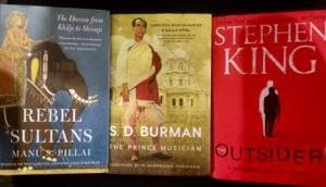 This weekend's reads: A study of sultans, a thriller and a book on a musical genius.(HT Team)