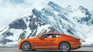 Bentley Continental GT, take this super-luxury car out of town to see how talented it is