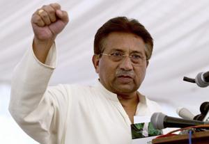 Pakistan's former president and military ruler Pervez Musharraf.(AP File Photo)