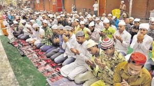 Police said the clashes erupted after the morning namaz, when a discussion on Eid celebrations between the two groups of men flared up.(HT File Photo)