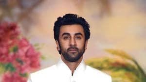 Ranbir Kapoor plays Sanjay Dutt's role in biopic, Sanju.(AFP)