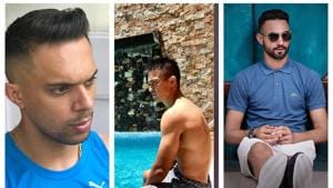 We look at five of India's most stylish footballers who are our very own Beckhams and Ronaldos(Instagram)