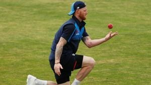 England all-rounder has been struggling with a hamstring injury.(REUTERS)