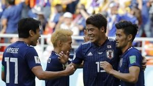 Get highlights of the FIFA World Cup 2018 match between Colombia and Japan here. Japan beat 10-man Colombia in to take all three points.(AP)