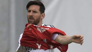 Lionel Messi will be key to Argentina's plan when they take on Croatia in the FIFA World Cup 2018.(AFP)