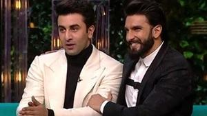 Ranbir Kapoor was not producer Vidhu Vinod Chopra's first choice for Sanju, Ranveer Singh was. Ranbir has not reacted to the comment.