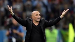Argentina coach Jorge Sampaoli has been criticised for his tactics at the FIFA World Cup 2018(REUTERS)