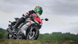 Here's the 2018 Yamaha YZF-R15 V3.0 review, test ride