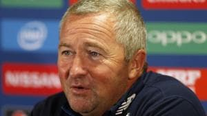 Paul Farbrace will be in charge of England cricket team for the T20 series against Australia and India.(Reuters)