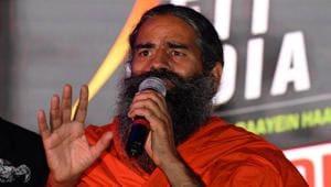 Yoga guru Baba Ramdev said yogis' scientific, secular, and universal knowledge should be promoted.(AFP/File Photo)