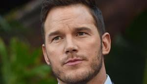 US actor Chris Pratt attends the premiere of Jurassic World: Fallen Kingdom.(AFP)