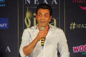 Actor Bobby Deol, who is Bangkok for 19th edition of IIFA Awards, is known for his films like Gupt: The Hidden Truth, Soldier and Ajnabee.(IANS)