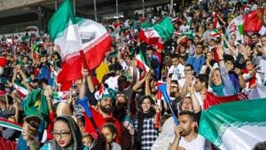 Iran are currently on three points in Group B of FIFA World Cup 2018, while Portugal have four.(AFP)