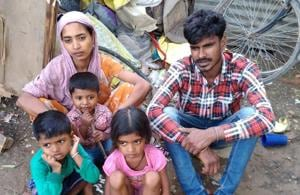 Since Aayush's death on June 17, his family has remained steadfast in their refusal to allow an autopsy, demanding registration of a case first.(HT Photo)