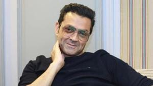 Bobby Deol is all charged up for his new innings in Bollywood.