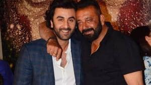 Sanjay Dutt has a cameo in Ranbir Kapoor's Sanju and the footage is now out.