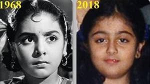 Samara Sahni looks quite like her famous grandmother, Neetu Kapoor.(Neetu54/Instagram)