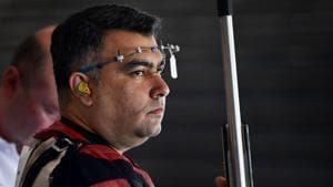 Gagan Narang did not qualify for the Indian shooting squad for the Asian Games.(PTI)