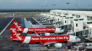The CBI has alleged that lobbyists were paid money which was utilised for paying bribe to unknown public servants and others for securing permit for operation of international scheduled air transport services.(AP file photo)