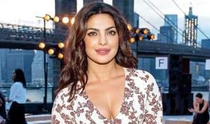 Priyanka Chopra makes ordinary outfits enviable with her signature sultry attitude. Proof below. (File AP Photo)