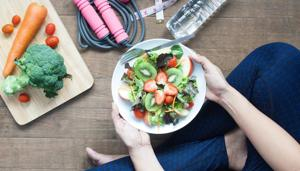 You need to give your body the right nutrition to notice the health benefits.(Shutterstock)