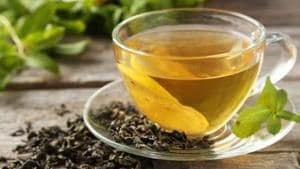 Epigallocatechin gallate is found naturally in green tea and has attracted attention for its potential health benefits. (Shutterstock)