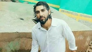 Army rifleman Aurangzeb was posted with the 44 Rashtriya Rifles camp at Shadimarg in Shopian. He was abducted and killed by suspected Hizbul militants.(ANI File Photo)